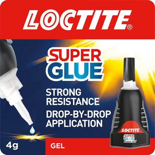 Loctite Control Power Gel Super Glue 4g