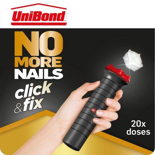UniBond No More Nails Click & Fix