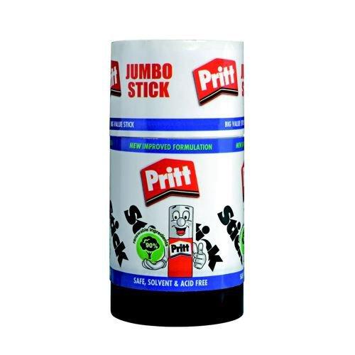 Pritt Stick Glue Solid Washable Non-toxic Jumbo 90g