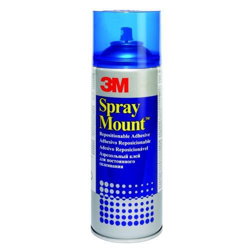 3M Scotch Spraymount Adhesive 400ml Can