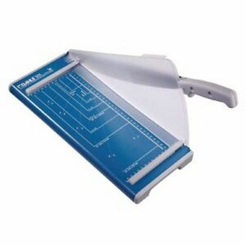 Dahle A4 Personal Guillotine Cutting Length A4 320 mm/Cutting Capacity 8 Sheets