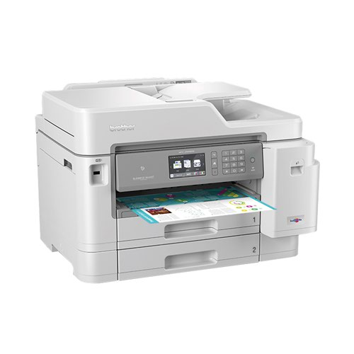 Brother MFCJ5945DW Colour Wireless A3 Inkjet Cartridge 4-in-1 Printer