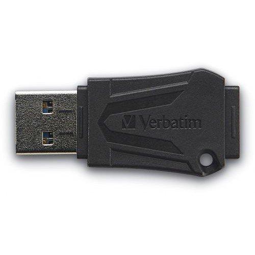 Verbatim ToughMAX USB 2.0 Drive 32GB Black