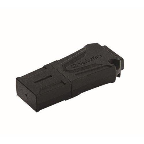 Verbatim ToughMAX USB 2.0 Drive 64GB Black