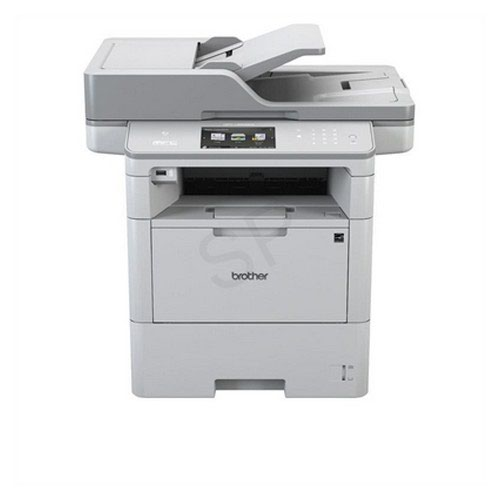 Brother MFC-L900DW Multifunctional Mono Laser Printer 50ppm WiFi Duplex Touchscreen MFCL6900DWZU1