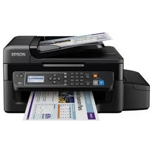 Epson EcoTank ET-4500 Multifunction Printer with Refillable Ink Tank 2 years of Ink included