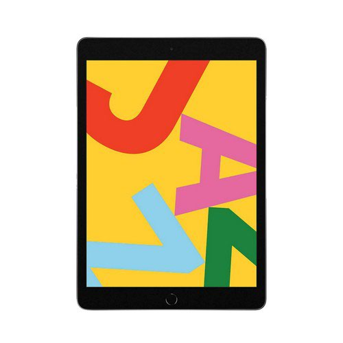 Apple iPad 10.2inch Wi-Fi Cellular 32GB 8MP Camera Touch ID Space Grey