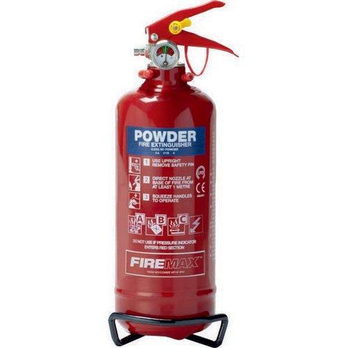 Spectrum Industrial Fire Extinguisher ABC Powder 800g 14365