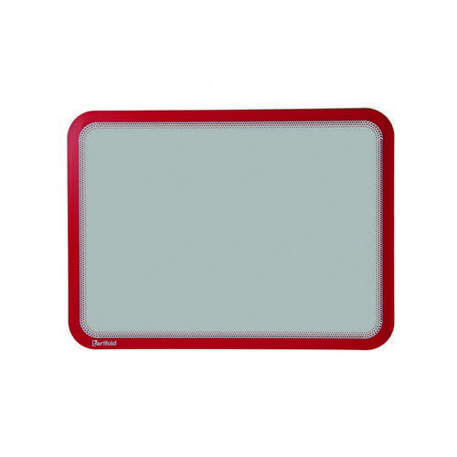 Tarifold Magneto A4 Self Adhesive Backed Pockets Red Pack of 2