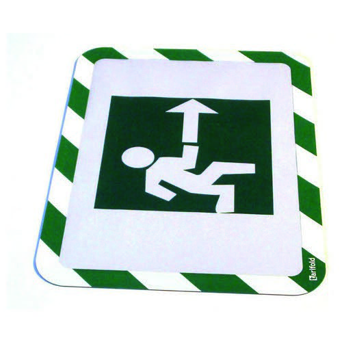 Tarifold Magneto A4 Display Frames Green/White Pack of 2 Sign Holders IB1919