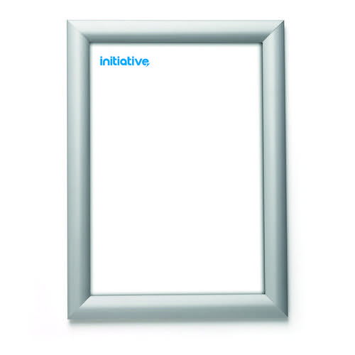Initiative Snap Frame A3 Silver