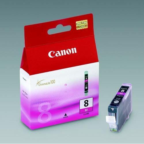 Canon Pixma MP800/500 Ink Cartridge Magenta CLI-8M