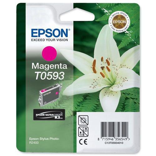Epson Stylus R2400 Photo Ink Cartridge Magenta C13T059340