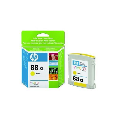 Hewlett Packard No.88 Large Inkjet Cartridge 17ml Yellow C9393AE Inkjet Cartridges IJ1548