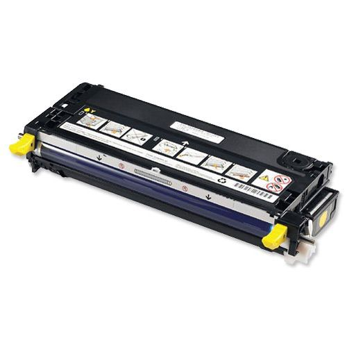 Dell Ink Cartridge High Capacity Yellow 593-10173 Toner IJ2156