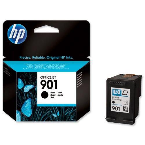 Hewlett Packard No 901 Ink Cartridge Black CC653AE