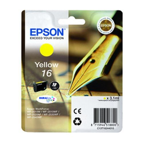 Epson T162440 16 Series Yellow Ink Cartridge