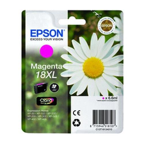 Epson T181340 18XL Series Daisy Magenta Ink Cartridge