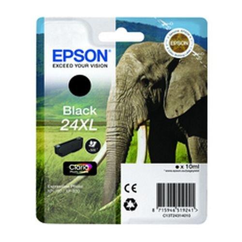 Epson T243140 24XL Series Elephant Black Ink Cartridge