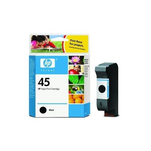 Hewlett Packard 51645AE No 45 Black Ink Cartridge