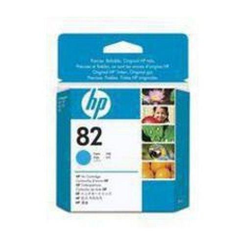 Hewlett Packard CH566A No 82 28ml Cyan Ink Cartridge