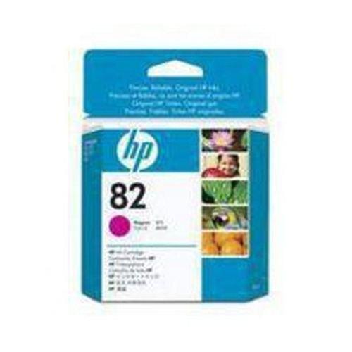 Hewlett Packard CH567A No 82 28ml Magenta Ink Cartridge
