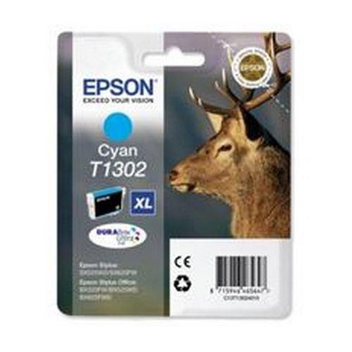 Epson Ink Cartridge Cyan T13024010