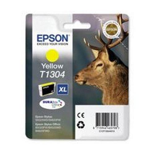 Epson Ink Cartridge Yellow T13044010