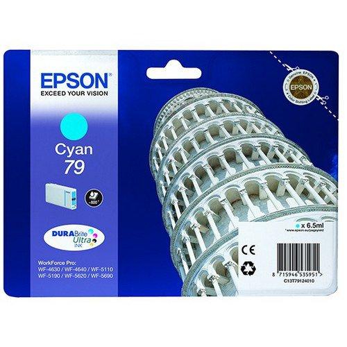 Epson 79 Inkjet Cartridge Cyan