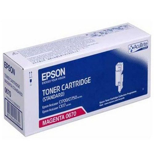 Epson Laser Toner Magenta
