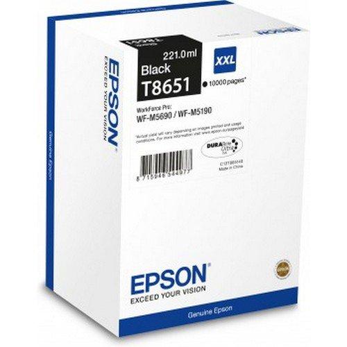 Epson T8661Xl Ink Cartridge Black