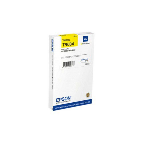 Epson T9084 High Capacity Ink Cart Yellow