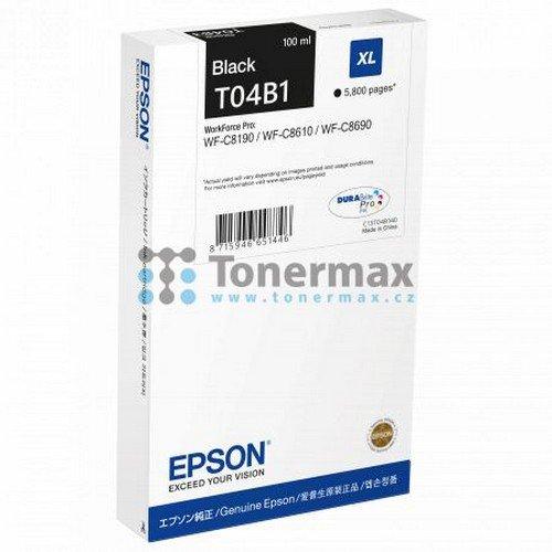 Epson WfC81 / Wf-C86 Inkjet Cartridge Black