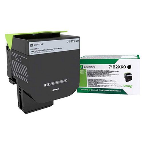 Lexmark Cs31/41/51X Toner Cartridge Blk