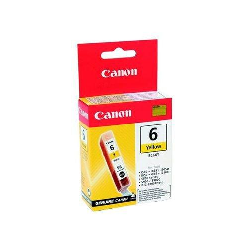 Canon BJC8200 Ink Tank Yellow 4708A002AA
