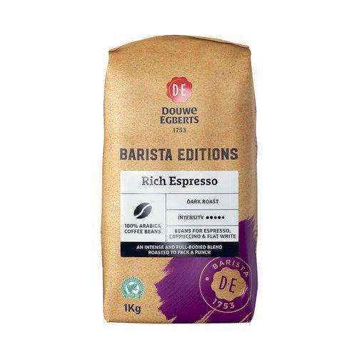 Douwe Egberts Barista Edition Rich Espresso Beans 1kg 4070188