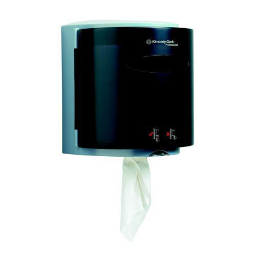 Wypall Roll Control Dispenser for WYPALL Range 265x280x328mm
