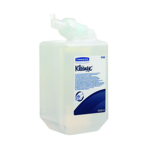 Kimberly-Clark Antibacterial Foam Soap Pack 6