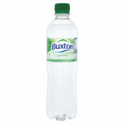 Buxton Water Sparking 500ml Pack 24