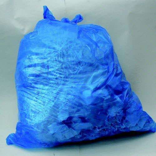 Polymax Coloured Refuse Sack Blue Pack 200