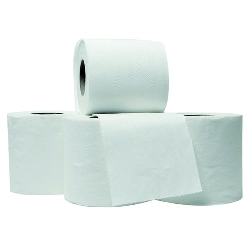 Initiative Toilet Roll White 200 Sheets (110x 95mm) Per Roll Pack 36