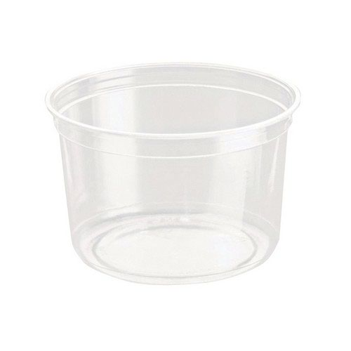 Caterpack Bio Food Container 8oz Pack 50