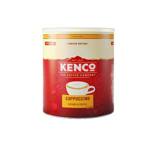 Kenco Instant Cappuccino Coffee 750g