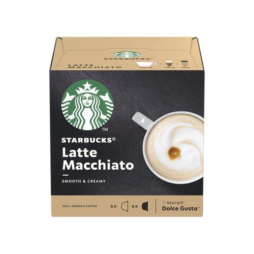 Starbucks White Latte Macchiato 3x12  (6+6)