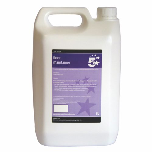 5 Star Facilities Floor Maintainer 5 Litres