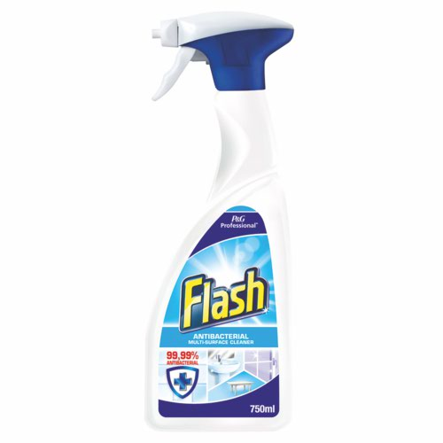 Flash Professional Cleaning Spray Antibacterial