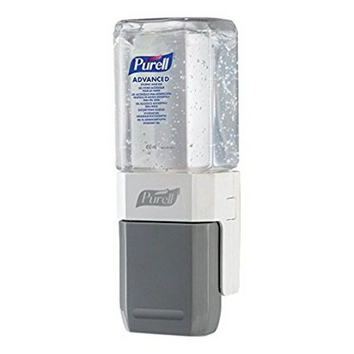Purell Es Everywhere System Starter Kit Includes 1 x Base Unit And 1 x 450ml Refill