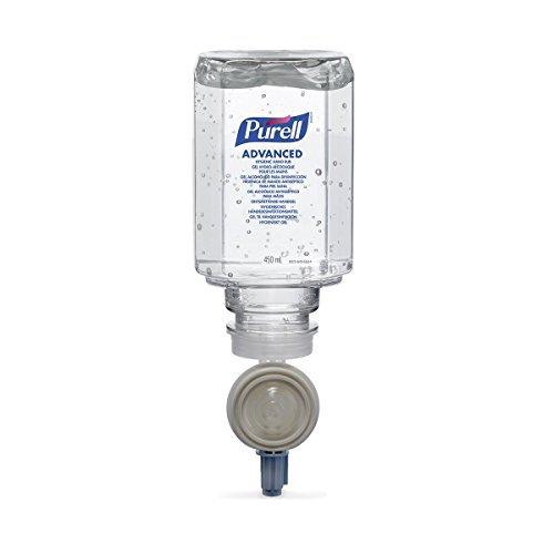 Purell Es Everywhere System Refill Purell Advanced Hygienic Hand Rub 450ml