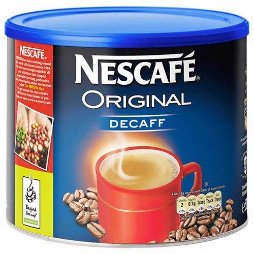 Nescafe Original Decaff 500g