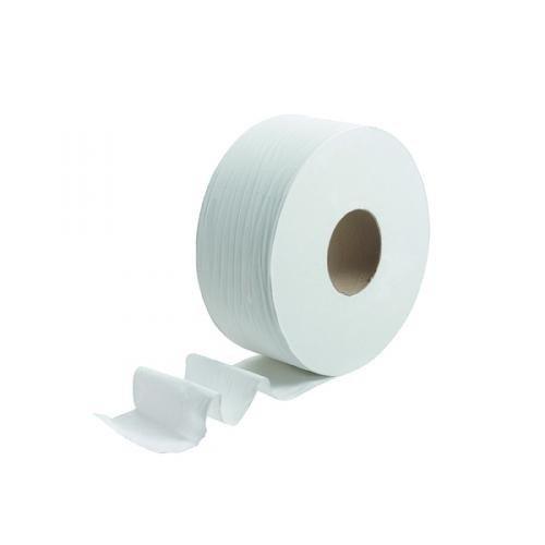 Kleenex Jumbo Toilet Tissue White 190m (Pack of 6) 8570